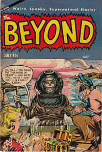Cover Thumbnail for The Beyond (Ace Magazines, 1950 series) #27