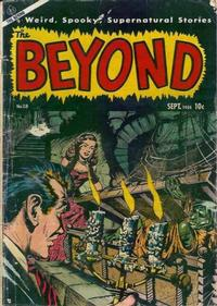 Cover Thumbnail for The Beyond (Ace Magazines, 1950 series) #28