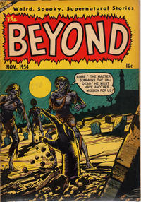 Cover Thumbnail for The Beyond (Ace Magazines, 1950 series) #29