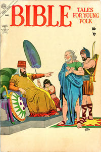 Cover Thumbnail for Bible Tales for Young Folks [Bible Tales for Young Folk] (Marvel, 1953 series) #3