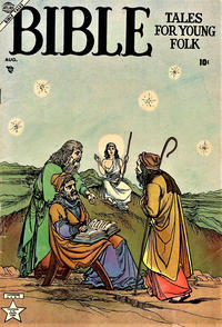 Cover Thumbnail for Bible Tales for Young Folk (Marvel, 1953 series) #1