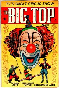 Cover Thumbnail for The Big Top (Toby, 1951 series) #1