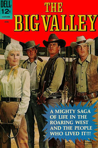 Cover Thumbnail for The Big Valley (Dell, 1966 series) #1