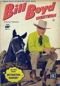 Cover Thumbnail for Bill Boyd Western (Fawcett, 1950 series) #3