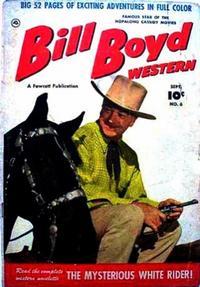 Cover Thumbnail for Bill Boyd Western (Fawcett, 1950 series) #6