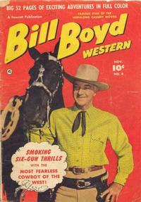 Cover Thumbnail for Bill Boyd Western (Fawcett, 1950 series) #8
