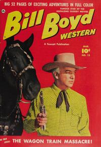 Cover Thumbnail for Bill Boyd Western (Fawcett, 1950 series) #12