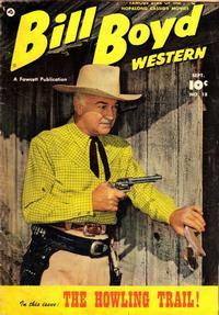 Cover Thumbnail for Bill Boyd Western (Fawcett, 1950 series) #18