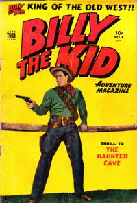 Cover Thumbnail for Billy the Kid Adventure Magazine (Toby, 1950 series) #8