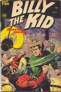 Cover Thumbnail for Billy the Kid Adventure Magazine (Toby, 1950 series) #26