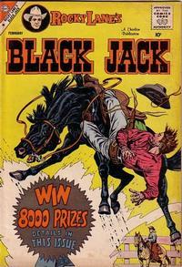 Cover Thumbnail for Rocky Lane's Black Jack (Charlton, 1957 series) #26