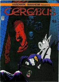 Cover Thumbnail for Cerebus (Aardvark-Vanaheim, 1977 series) #13