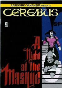 Cover Thumbnail for Cerebus (Aardvark-Vanaheim, 1977 series) #16