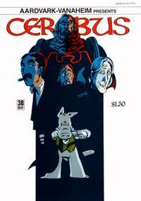 Cover Thumbnail for Cerebus (Aardvark-Vanaheim, 1977 series) #38