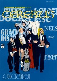Cover Thumbnail for Cerebus (Aardvark-Vanaheim, 1977 series) #40