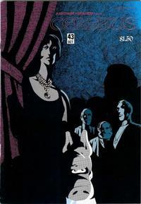 Cover Thumbnail for Cerebus (Aardvark-Vanaheim, 1977 series) #43