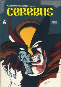 Cover Thumbnail for Cerebus (Aardvark-Vanaheim, 1977 series) #54
