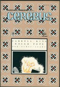 Cover Thumbnail for Cerebus (Aardvark-Vanaheim, 1977 series) #59