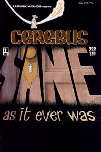 Cover Thumbnail for Cerebus (Aardvark-Vanaheim, 1977 series) #70