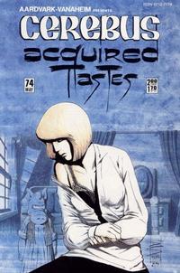 Cover Thumbnail for Cerebus (Aardvark-Vanaheim, 1977 series) #74