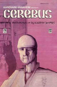 Cover Thumbnail for Cerebus (Aardvark-Vanaheim, 1977 series) #76