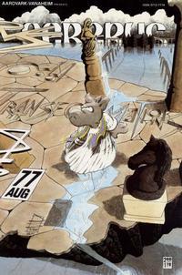 Cover Thumbnail for Cerebus (Aardvark-Vanaheim, 1977 series) #77