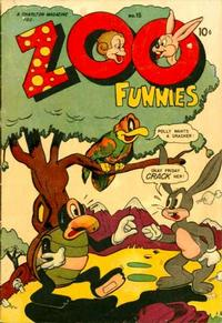 Cover Thumbnail for Zoo Funnies (Charlton, 1945 series) #15