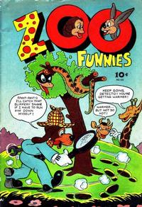 Cover Thumbnail for Zoo Funnies (Charlton, 1945 series) #1 (101)