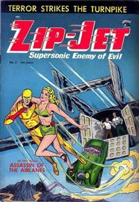 Cover Thumbnail for Zip Jet (St. John, 1953 series) #2