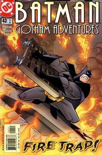 Cover Thumbnail for Batman: Gotham Adventures (DC, 1998 series) #42