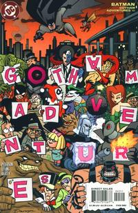Cover Thumbnail for Batman: Gotham Adventures (DC, 1998 series) #45 [Direct Sales]