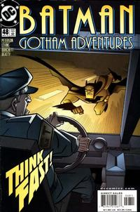 Cover Thumbnail for Batman: Gotham Adventures (DC, 1998 series) #48