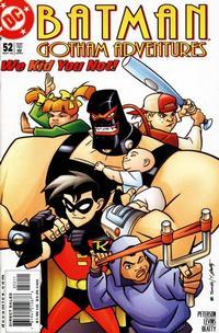 Cover Thumbnail for Batman: Gotham Adventures (DC, 1998 series) #52