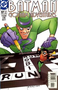 Cover Thumbnail for Batman: Gotham Adventures (DC, 1998 series) #57