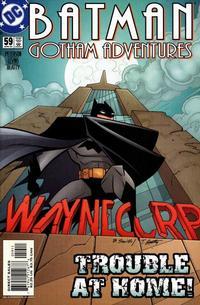 Cover Thumbnail for Batman: Gotham Adventures (DC, 1998 series) #59