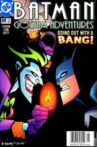 Cover Thumbnail for Batman: Gotham Adventures (DC, 1998 series) #60 [Newsstand]