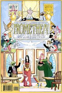 Cover Thumbnail for Promethea (DC, 1999 series) #25