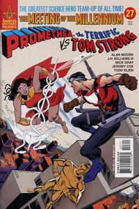 Cover for Promethea (DC, 1999 series) #27