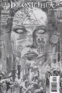 Cover Thumbnail for Promethea (DC, 1999 series) #28