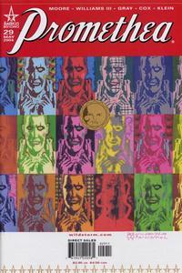Cover Thumbnail for Promethea (DC, 1999 series) #29