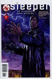 Cover Thumbnail for Sleeper (DC, 2003 series) #5