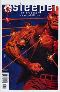 Cover for Sleeper (DC, 2003 series) #6