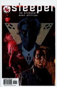 Cover Thumbnail for Sleeper (DC, 2003 series) #7
