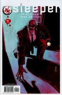 Cover Thumbnail for Sleeper (DC, 2003 series) #9