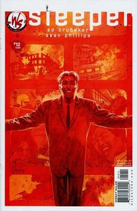 Cover Thumbnail for Sleeper (DC, 2003 series) #12