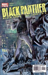 Cover Thumbnail for Black Panther (Marvel, 1998 series) #54
