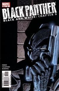 Cover Thumbnail for Black Panther (Marvel, 1998 series) #55