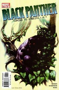 Cover Thumbnail for Black Panther (Marvel, 1998 series) #57