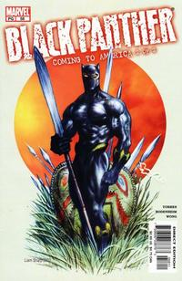 Cover Thumbnail for Black Panther (Marvel, 1998 series) #58