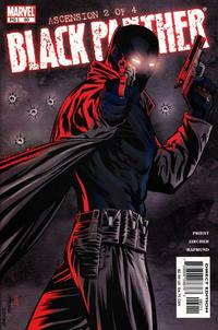 Cover Thumbnail for Black Panther (Marvel, 1998 series) #60